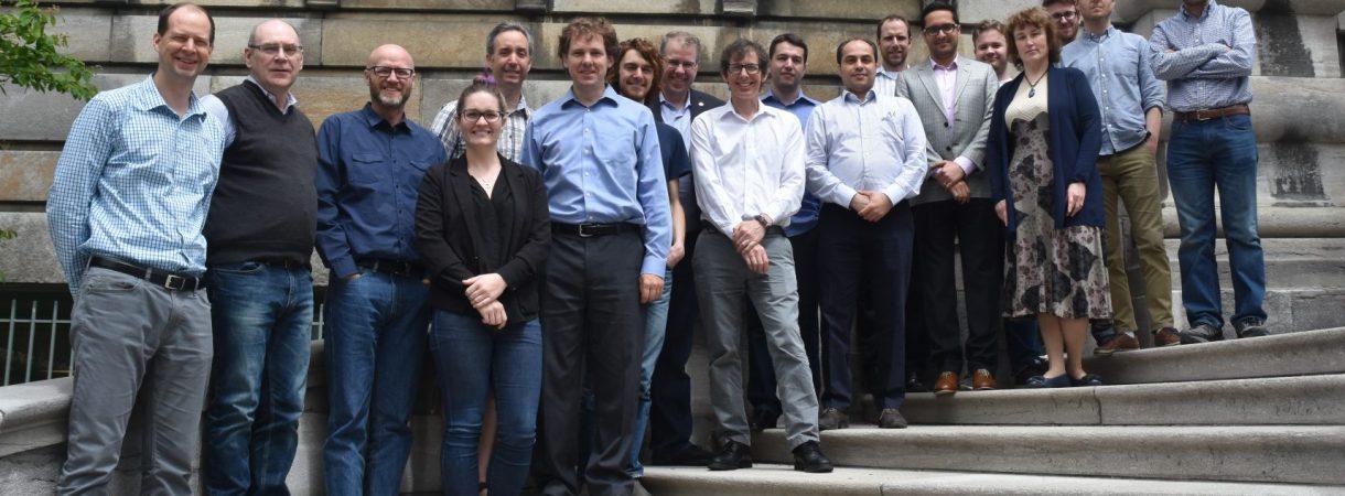 FlareNet Group Photo